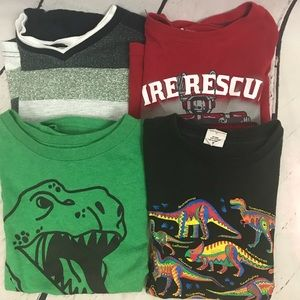 Other - Bundle of Boys Shirts Size 5/6